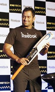 Dhoni's 2011 World Cup winning bat auctioned for Rs 72 lakhs