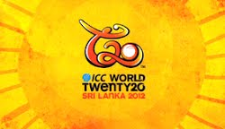 T20 World 2012 Points table